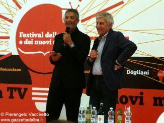 Festival della Tv di Dogliani: il foto-racconto del sabato 1