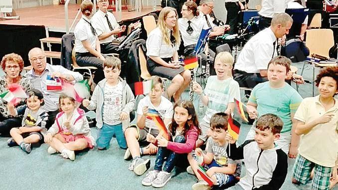 Una bella gita a Geislingen ha suggellato il gemellaggio con la località tedesca