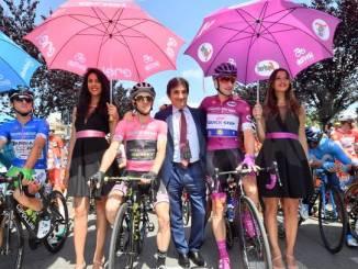 Verso le 15 il 101° Giro d'Italia arriverà ad Alba