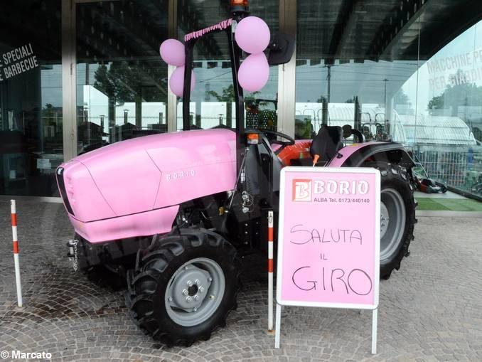 Domani arriva il Giro d'Italia: i corridori passeranno ad Asti e ad Alba