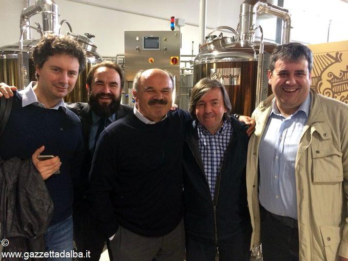 Gli studenti degli Its agroalimentari del Piemonte in visita a Fico world 1