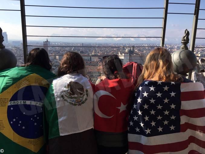 Intercultura: quattordici studenti pronti per un periodo di scuola all'estero