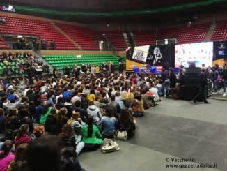 Cuneo: Kerry Kennedy ha incontrato 2.500 studenti