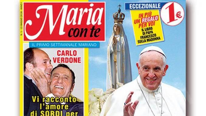 I periodici San Paolo lanciano il primo settimanale dedicato alla Madonna