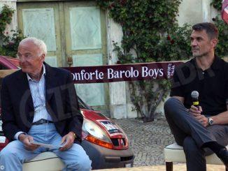 A Monforte Paolo Maldini è stato ospite dei Barolo boys