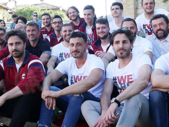 A Monforte Paolo Maldini è stato ospite dei Barolo boys 1