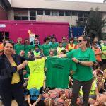 Gli studenti della Pertini a Laigueglia per il progetto #outdoordelmare