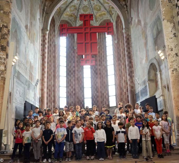 spettacolo canto scuola Coppino (1)