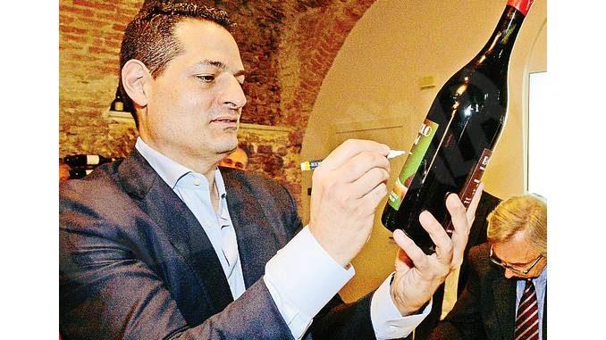Antonio Galloni:  «Il Barolo è l'eccellenza»