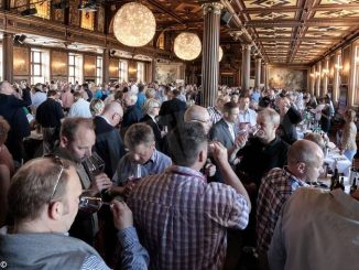 Barolo & friends event per il decimo anno in Danimarca