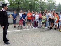 Gli studenti di Alba in visita alla caserma dei Carabinieri 2