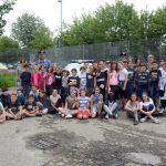 Gli studenti di Alba in visita alla caserma dei Carabinieri