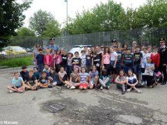 Gli studenti di Alba in visita alla caserma dei Carabinieri 3