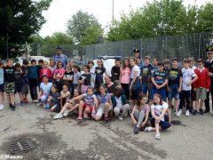 Gli studenti di Alba in visita alla caserma dei Carabinieri 4