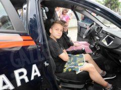 Gli studenti di Alba in visita alla caserma dei Carabinieri 6