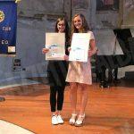 Liceali e poetesse in francese premiate dal Rotary Cuneo