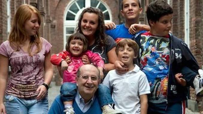 Famiglie e comunità in festa a Sant'Antonio di Montà