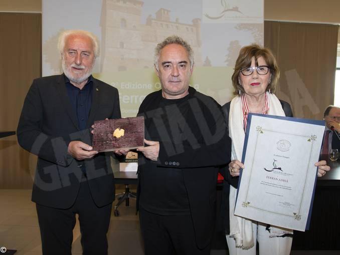 Ferran Adrià Omaggio