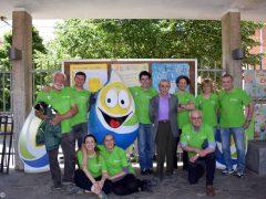 Oltre mille bambini alla Festa delle buone energie di Egea