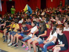 Oltre mille bambini alla Festa delle buone energie di Egea 3