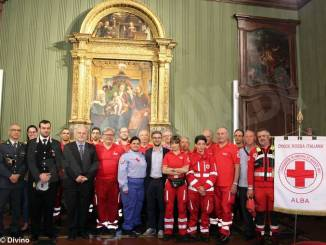 Firmata la convenzione tra il Comune e il comitato locale della Croce Rossa