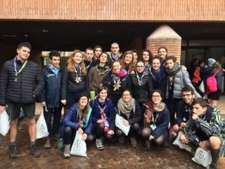 """Il clan degli scout """"Alba e Roero 1"""" contro pregiudizi e stereot"""