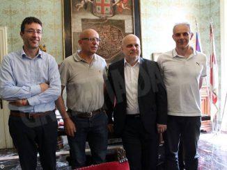 Il sindaco Marello ha incontrato il neodirettore dell'Asl Cn 2