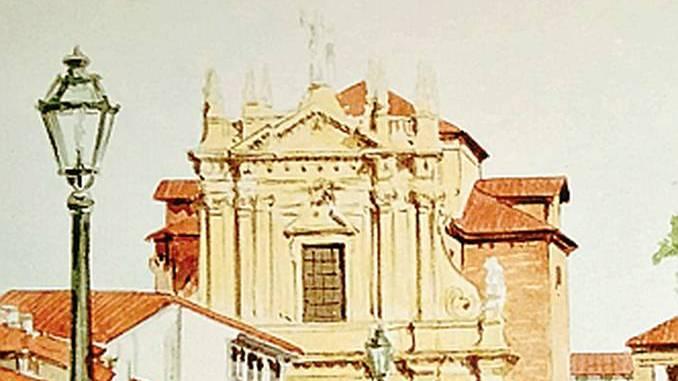 Un'antologica di Franco Mazzonis a palazzo Mathis fino al 30 giugno