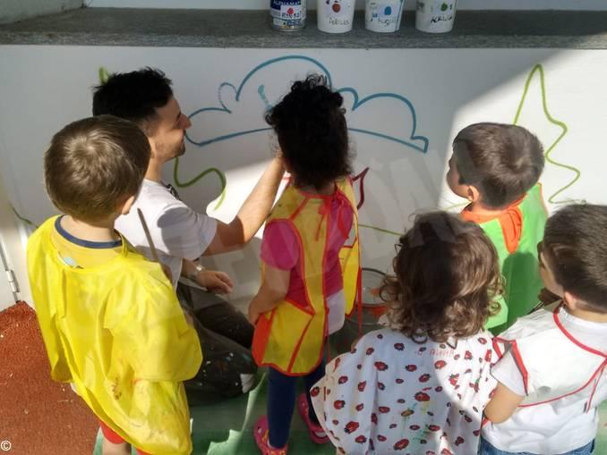 Murales scuola infanzia via Balbo (11)