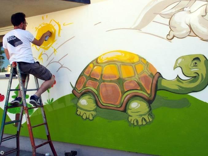 Murales scuola infanzia via Balbo (24)