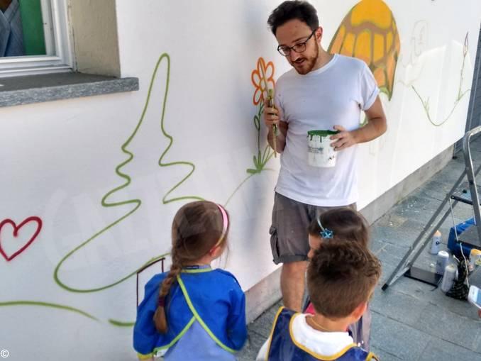Murales scuola infanzia via Balbo (7)