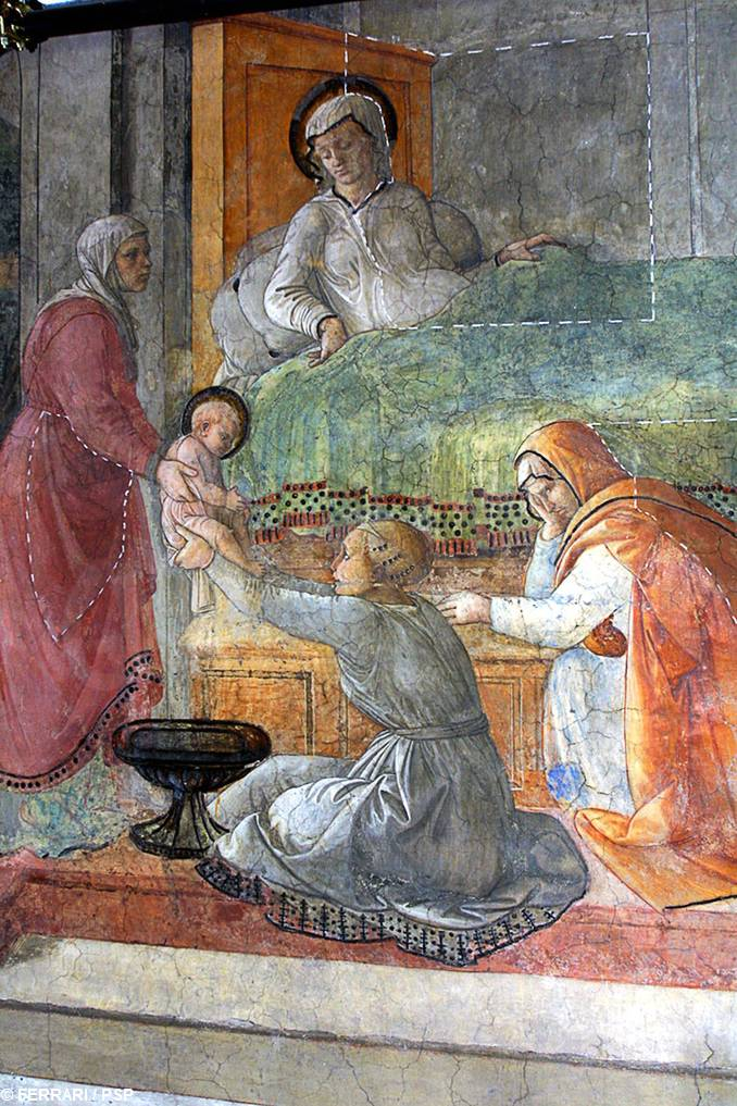 Nascita di Giovanni Battista