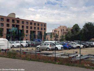 Fino a lunedì 18 è possibile parcheggiare nell'area Inail di piazza Prunotto