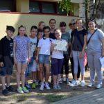 Premiate le classi di Alba che hanno partecipato a Piedibus