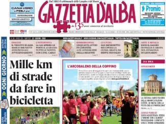 La copertina di Gazzetta in edicola martedì 12 giugno