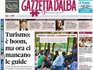 La copertina di Gazzetta in edicola martedì 26 giugno