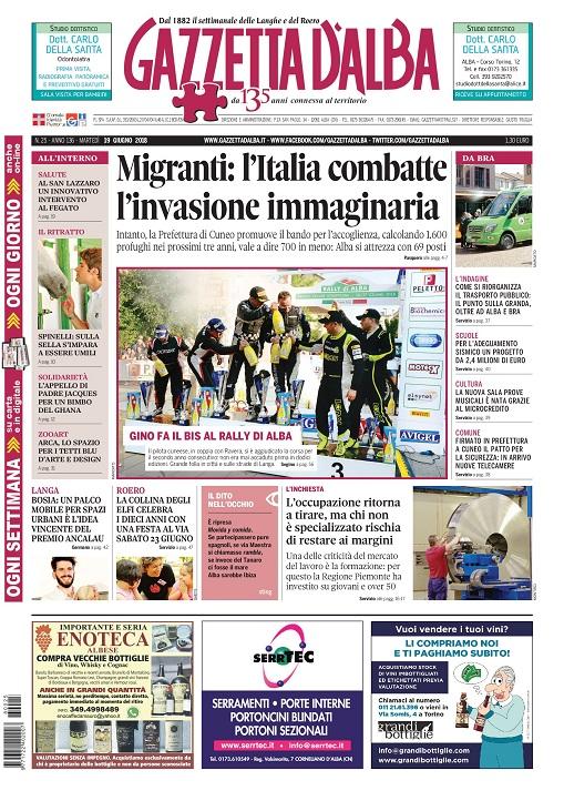 Prima_pagina_Gazzetta_d'Alba_n_25_2018-001