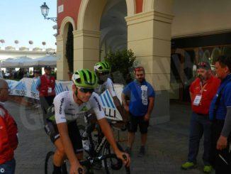 Al Giro d'Italia under 23 Sobrero perde terreno in classifica generale