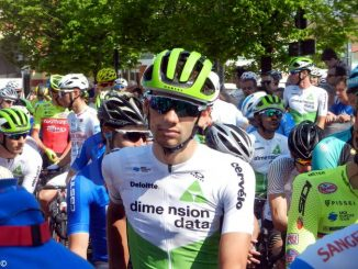 Sobrero al decimo posto nella sesta tappa del Giro Under 23