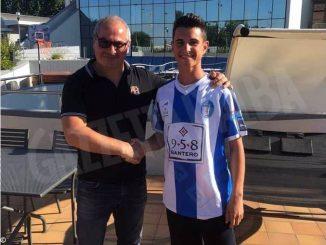 Calcio: l'Albese annuncia il ritorno di Mattia Gallesio 1