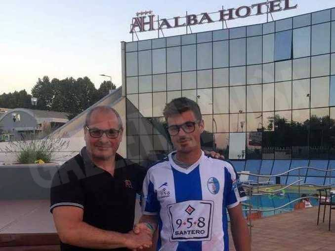 Calcio: l'Albese annuncia il ritorno di Mattia Gallesio