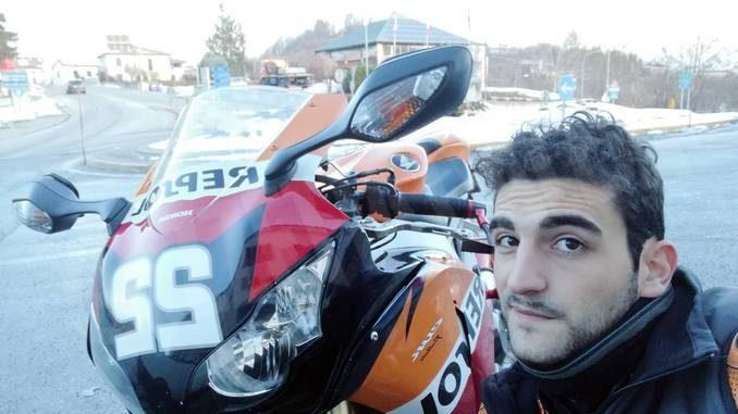 Giovane motociclista di Cherasco muore in uno scontro