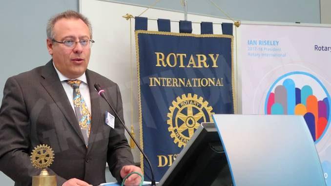 Il Distretto 2032 del Rotary International si ritrova ad Alba