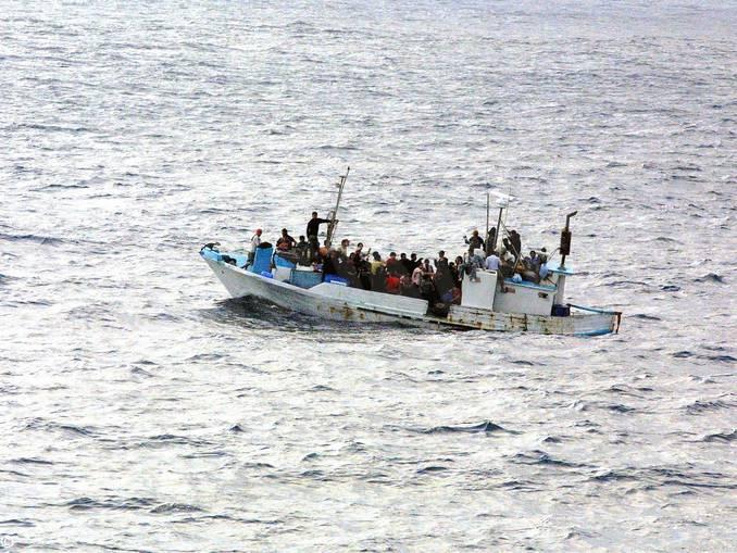barca immigrati
