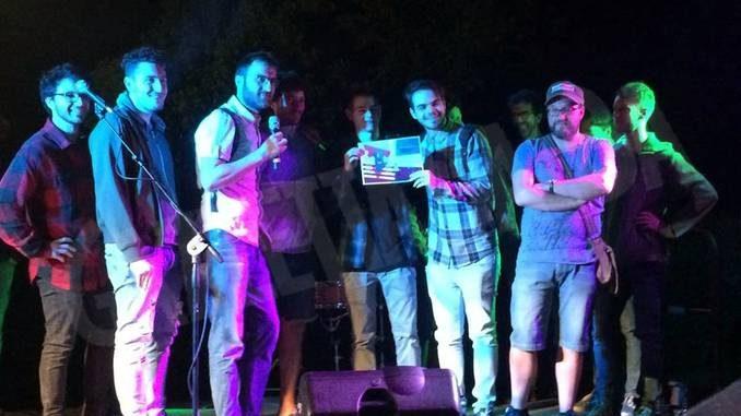 Michele Reggio vince la Battaglia delle Band 2018
