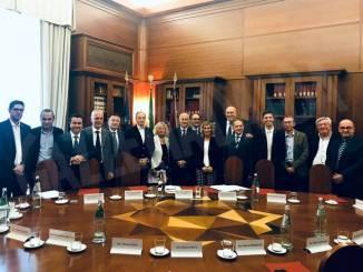 Sicurezza eventi: a Roma incontro tra Cirio, Perosino e Gabrielli