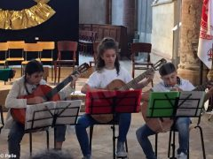 Alba dà il benvenuto al liceo musicale, ecco le foto del concerto 3