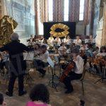 I musicisti del Lodovico Rocca al Sociale per il concerto di gala 2018