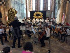 Alba dà il benvenuto al liceo musicale, ecco le foto del concerto 7