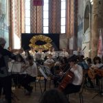 Alba dà il benvenuto al liceo musicale, ecco foto e video del concerto
